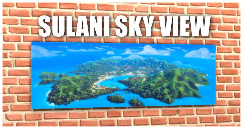 Sulani skyview sims 4