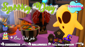 spooky traditions the sims 4