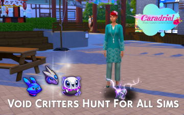 void critters Sims 4