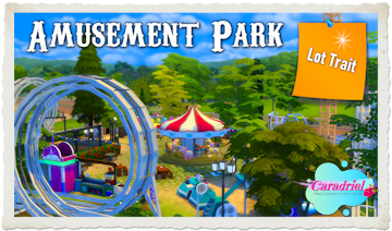 Amusement park Lot Trait