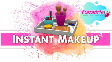 instant makeup mod sims 4