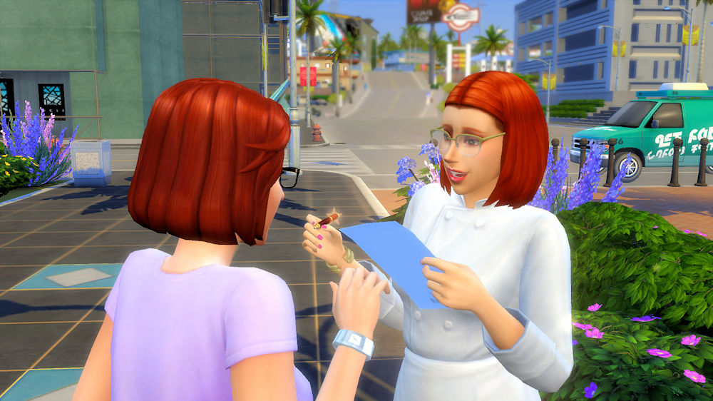 famous pastry chef sims 4