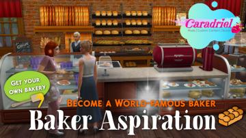 baker aspiration sims 4