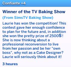 baking tv show sims 4 mod